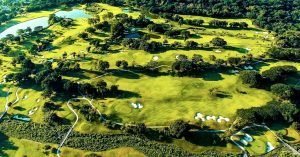 mimosa golf course aerial