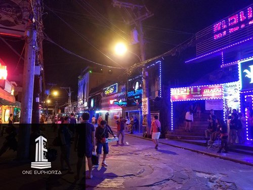 Fields Avenue Angeles City Bars And Entertainment One