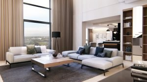 kimberly 3 bedrooms - living room 01